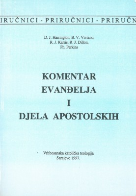 Komentar evanđelja i Djela apostolskih
