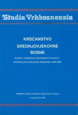 Kršćanstvo srednjovjekovne Bosne