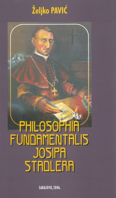 Philosophia fundamentali s Josipa Stadlera